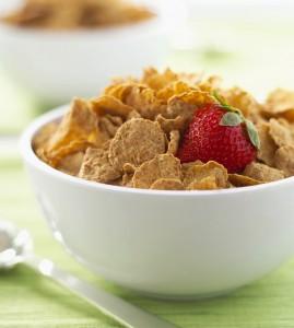 Cereale si capsuni