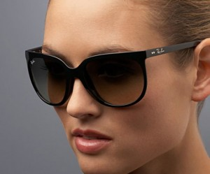 ochelari de soare cat eye