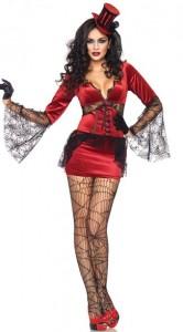 Costum tematic vampirita