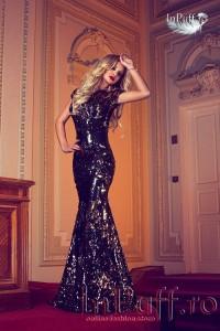 rochie lunga de revelion 2014