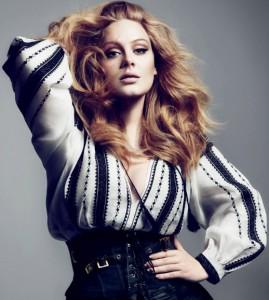 Ia romaneasca purtate de Adele