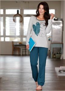 pijama dama la moda