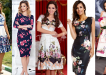 rochii cu imprimeu floral