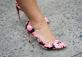 Pantofi dama model floral modele 2016