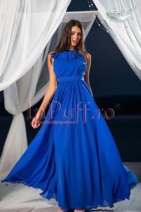 Rochie albastra cununie