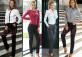 Pantaloni office dama, modele toamna 2016