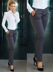 pantaloni office dama