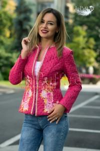 Jacketa roz