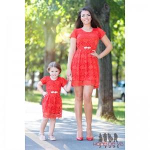rochii elegante mama fiica