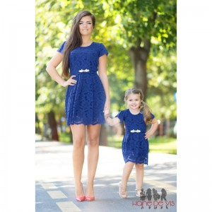 set rochii mama fiica elegante