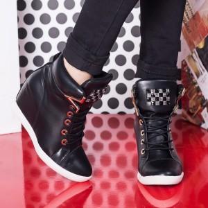 sneakers cu platforma