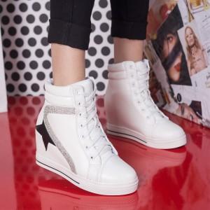 sneakers dama albi