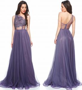 rochie de nasa violet
