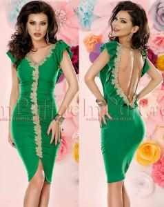 rochie nasa verde