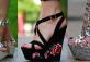 Sandale de vara cu platforma, modele online 2021