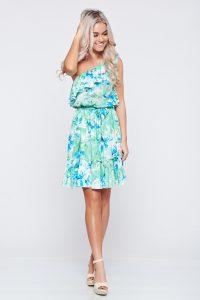 rochie lejera turquoise
