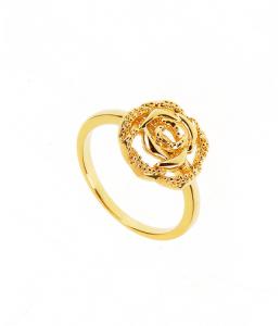inel placat cu aur, cadou de sf valentin