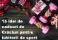 Idei de cadouri perfecte pentru Crăciun, de la Decathlon